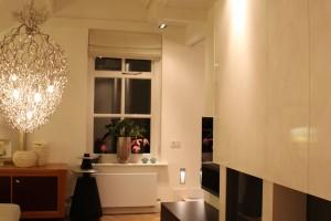 Verlichting in Villa